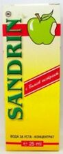 SANDRIN 25 ml. Mouth Wash With Plants Extract.Fresh Breath Strengthens The Gums.