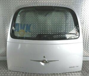 Heckklappe silber PS2 komplett Chrysler PT Cruiser 2004