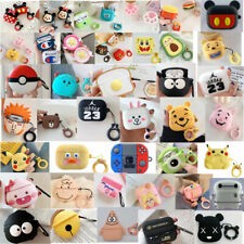 3D Cartoon Mike Minnie Soft Airpods Pro Recharge Case Cover For Airpods 1 2 3