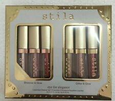 """""""Stila"""" Liquid Highlighting Eye Shadow 6 Colors Eye for Elegance Shimmer/Glitter"""
