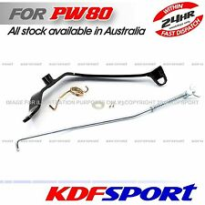 KDF PW80 PY80 REAR BRAKE PEDAL ROD FOOT FOR YAMAHA PW PY FOOT BACK LEVER PEEWEE