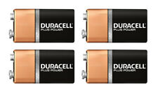 Duracell Plus Power Alkaline Prismatic 9-Volt Size Batteries MN1604B4