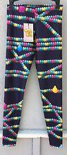 $52 NWT Zara Terez Multicolor Candy Crush Design Girls Medium 10/12