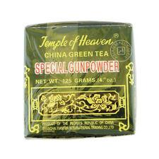 NEW China Green Tea Special Gunpowder (Temple of Heaven G601) 125g(4.41oz.)