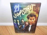 21 Jump Street - The Complete Third Season (DVD, 2010, 4-Disc Set) BRAND NEW