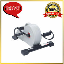 Sunny Health & Fitness SF-B0418 Magnetic Mini Exercise Bike with Digital Monitor