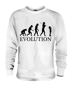 CUB SCOUT EVOLUTION OF MAN UNISEX SWEATER MENS WOMENS LADIES GIFT SCOUTING
