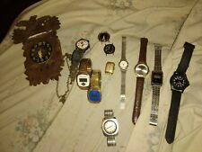 CUCKOO CLOCK & WATCHS FOR  PARTS