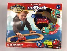 Chuggington Wooden Railway Easy 1,2,3 Track Set NEW BJ