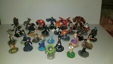 Disney Infinity Power Discs and Figures Marvel Star Wars
