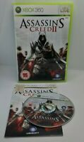 Assassin's Creed II 2 Video Game for Xbox 360 PAL TESTED