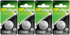 GP Batteries Cr2450-c1 3v Lithium Coin Cell