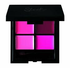 Sleek MakeUP Lip 4 Lipstick Palette Gloss Matte Satin Finishes - 857 SHOWGIRL