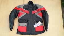 """FIGO Kids Textile Motorbike / Motorcycle Jacket Size UK (38"""" Chest) 97cm (C114)"""