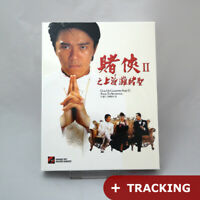 God Of Gamblers III : Back To Shanghai (2017, Blu-ray) Full Slip Limited Edition