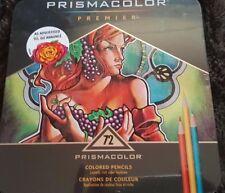 Prismacolor Premier Colored Pencils 72 Pack