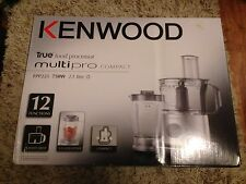 Kenwood FPP225 Food Processor - Silver BRAND NEW