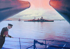 HMS HOOD -  LIMITED EDITION ART (25)