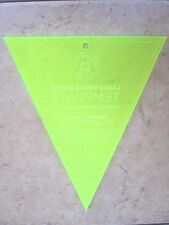Large Simple Wedge Hanging Quilt Template for  Layer Cake Missouri Star Quilt Co