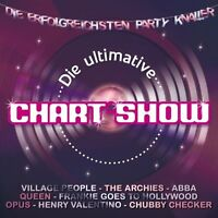 DIE ULTIMATIVE CHARTSHOW-PARTYKNALLER 2 CD NEUWARE!!!!