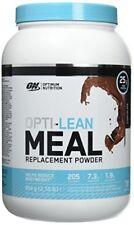 Optimum Nutrition Meal Replacement Protéine Chocolat 954g