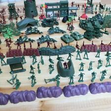 500pcs Strategy Plastic Toy Soldiers Army Men Base Sand Table Scene Supplies