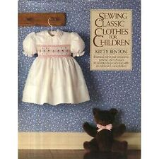 Sewing Classic Clothes for Children