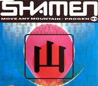 The Shamen Maxi CD Move Any Mountain - Progen (91) - France (VG+/VG+)