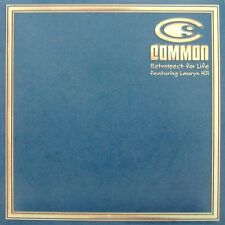 """COMMON """" RETROSPECT FOR LIFE """" / """" INVOCATION """" / """" HUNGRY """" + 1 NEW U.S.12"""