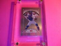 1997 Donruss PRECIOUS METALS Platinum Mike Piazza /100 #20 Dodgers HOF Gem MINT