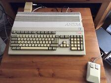 Commodore Amiga 500 A500 Computer vintage retro 80s tested working bundle