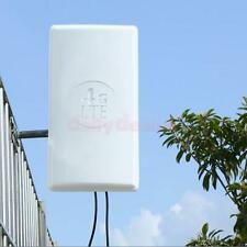4G LTE Outdoor Signal Booster Panel Antenna for Wifi Router Mobile Broadband