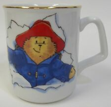 Paddington Bear Coffee Tea Mug Cup Reutter Porzellan Germany