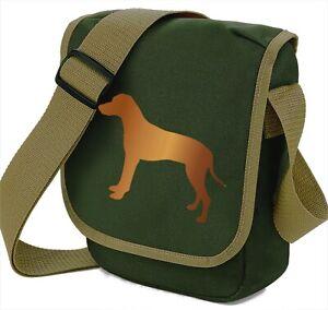 Rhodesian Ridgeback Dog Walkers Bag Birthday Gift Red Ridgie Mothers Day Gift