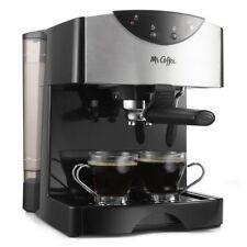 Espresso Maker Machine 40oz 15 Bar Pump System Milk Cappuccino Latte Stainless