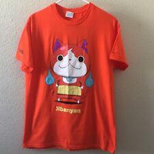 Jibanyan Yokai Watch T Shirt Sz  M Nintendo 3DS
