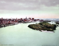 "1898 St Paul, Minnesota Vintage/ Old Photo 8.5"" x 11"" Reprint"