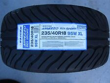 SAILUN TYRE ATREZZO R01 235/40R18 95W XL SEMI SLICK DRIFT R32 R33 R34 COMMODORE