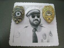 STERLING Police GLENDALE CA. Sharpshooter Badge HAL'MK Entenmann + PHOTO