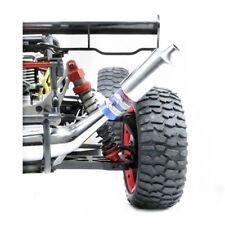 1/5 RC Car Gas Metal Muffler Pipe kit for HPI KM ROVAN BAJA 5B SS 5T LOSI 5TIVE