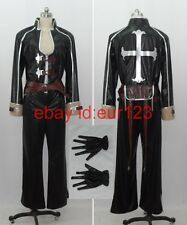 Shadow Heart Yuri Cosplay Costume Custom