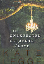 The Unexpected Elements of Love - Kate Legge - Paperback