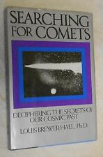 Searching For Comets by Louis Brewer Hall (1990, Hardcover, Illustrated)