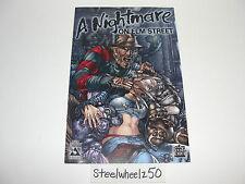 A Nightmare On Elm Street Special #1 Terror Cover Avatar Brian Pulido 2005 RARE