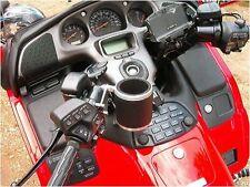 Leather Wrap KRUZER KADDY for Motorcycle / ATV (Switch Mount)