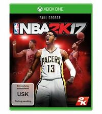 Xbox one jeu NBA 2k17 basket 2017 article neuf