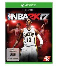Xbox One Spiel NBA 2K17 Basketball 2017 NEUWARE