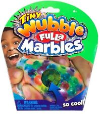 TINY WUBBLE FULLA MARBLES* squishy ball squeeze stretch toss seen on tv easter