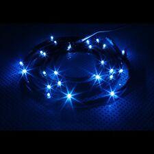 Nzxt CB-LED20-BU 2m Sleeved LED Kit (Blue) CABLE-NT-CB-LED2-U