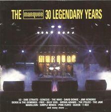 U2, David Bowie, The Jam etc- The Marquee 30 Legendary Years 1989 CD album